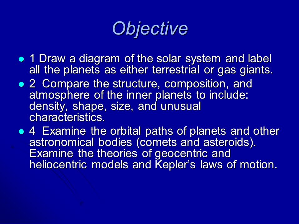 label inner planets - photo #24