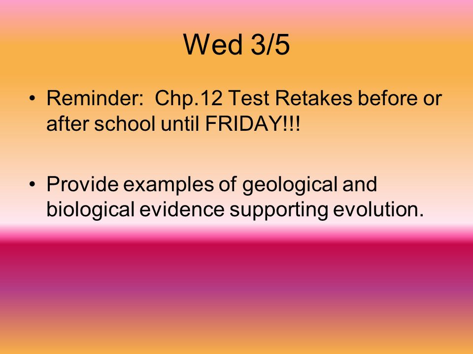 Fri 2/28 Test-Chp.12 today. - ppt video online download