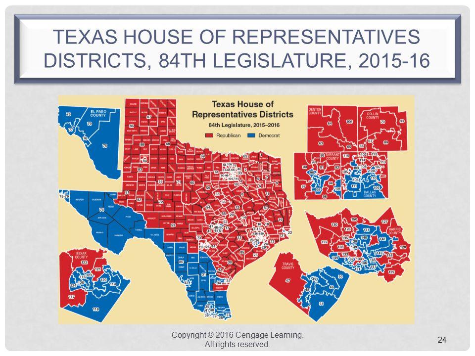 24 Texas House Of Representatives ...