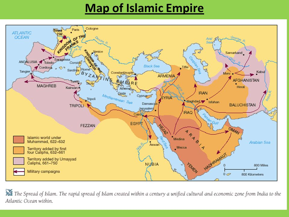 Image gallery of medina islam map islamic world africa chapter 6 7 ppt download map gumiabroncs Image collections