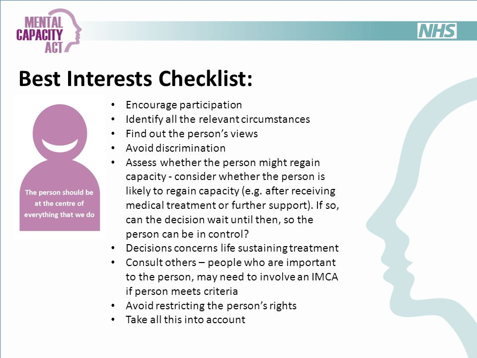 'Best interests' in paediatric intensive care: an ...