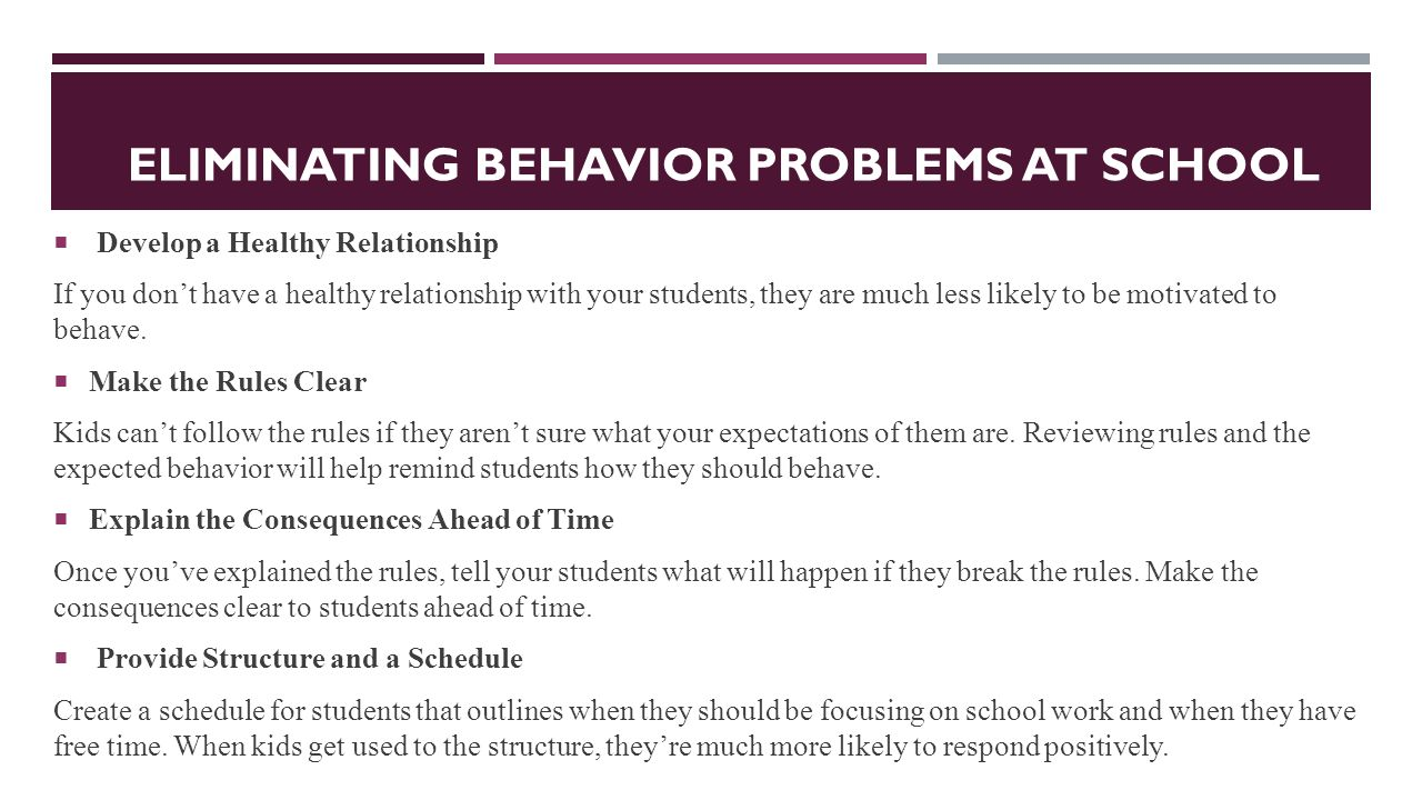 behavior problem in school does values In what ways do teachers contribute to students' negative positive school-related values and teachers contribute to students' negative behavior.