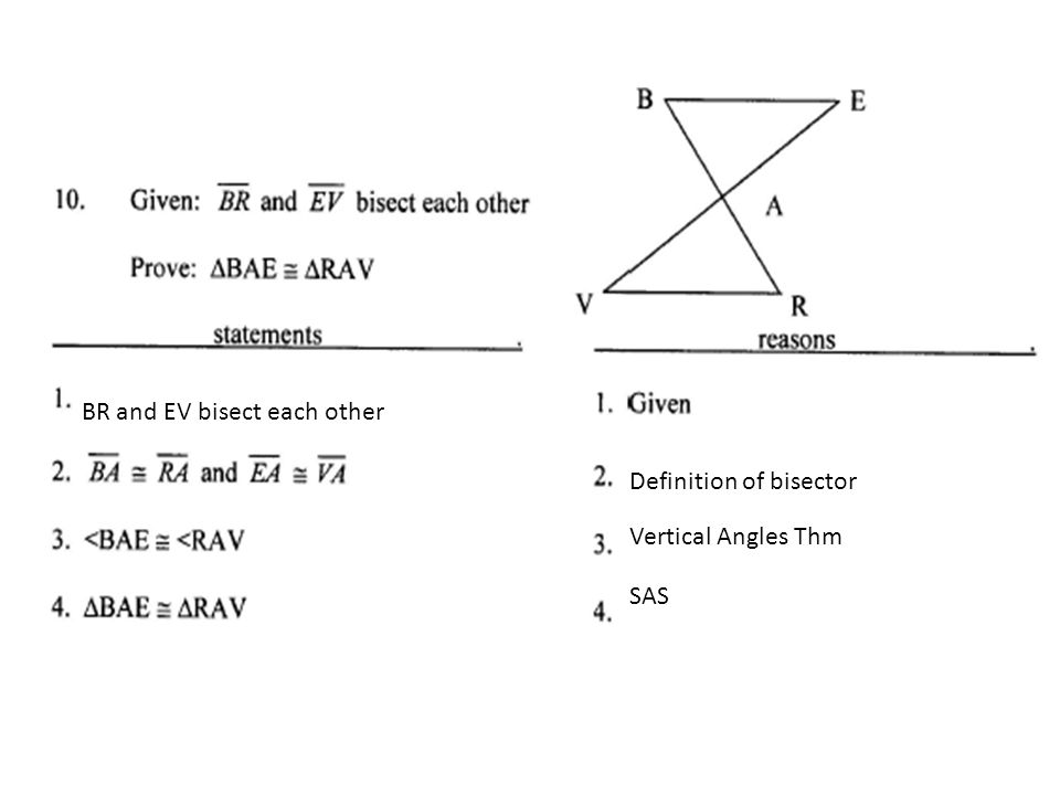 Geometric constructions congruent worksheet 1