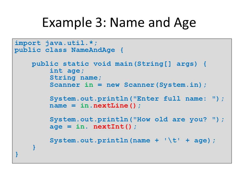 Introduction to programming in java - ppt video online download