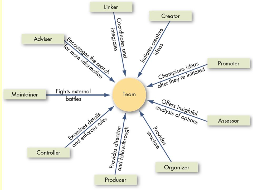 ability to work independently and as part of a team