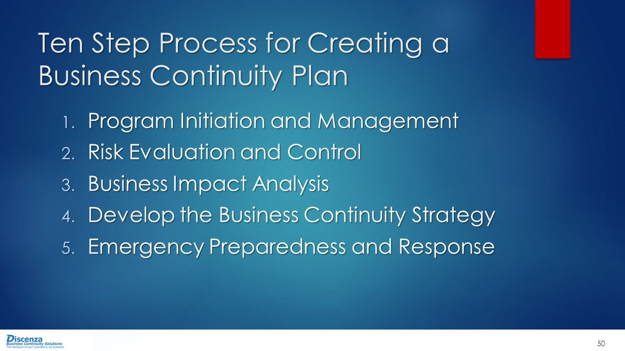business continuity planning and strategic pre incident Developing processes to maintain the currency of continuity capabilities, business continuity and incident management plans in accordance with the organization's strategic direction exercising, maintaining and reviewing bcm arrangements.