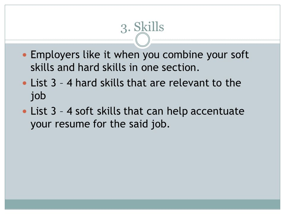 Skills Employers Like It When You Combine Your Soft Skills And Hard Skills  In