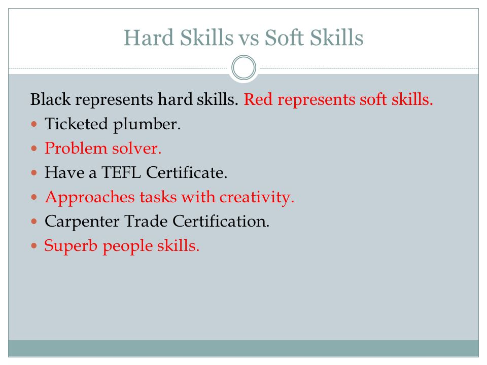 skills to have on resumes