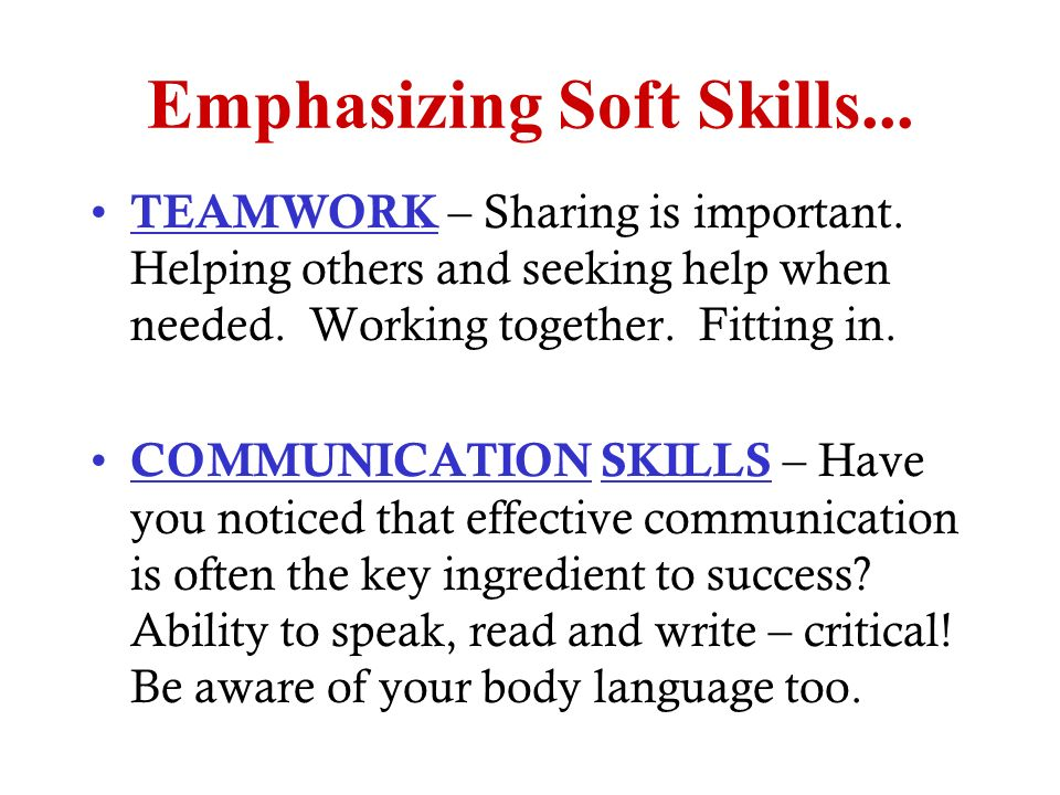 good communication skills key to success Good communication skills are the key to success in everything you do follow these 7 steps to develop communication skills that'll help you get ahead.