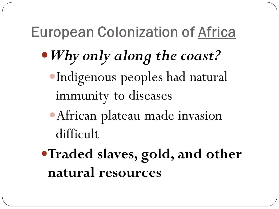 the impact of european colonisation on the caribbean By 1930 jamaica was a colony already profoundly affected by the impact of the   late 1930s jamaica also represented the severest test of british colonial rule.