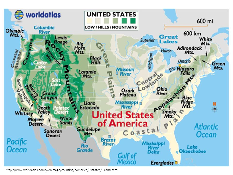 Major Rivers In The United States Ppt Video Online Download - Map of major rivers in the united states