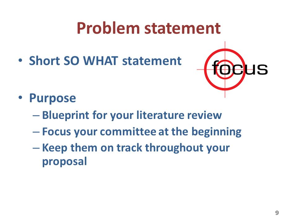 Writing a research proposal systematic review definition