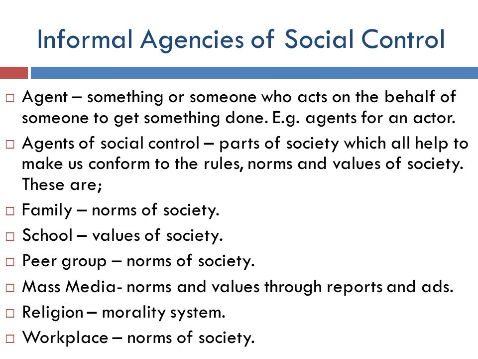 the role of social control in controlling prostitution as a deviance in the us Choice, coercion, deviance, morality, and human rights have seeped into social work research and practice (sloan & wahab 2000 weiner, 1996) references to the responsibilities of social workers toward prostitutes1 now appear in statements issued by the united states national association of social workers ( nasw.