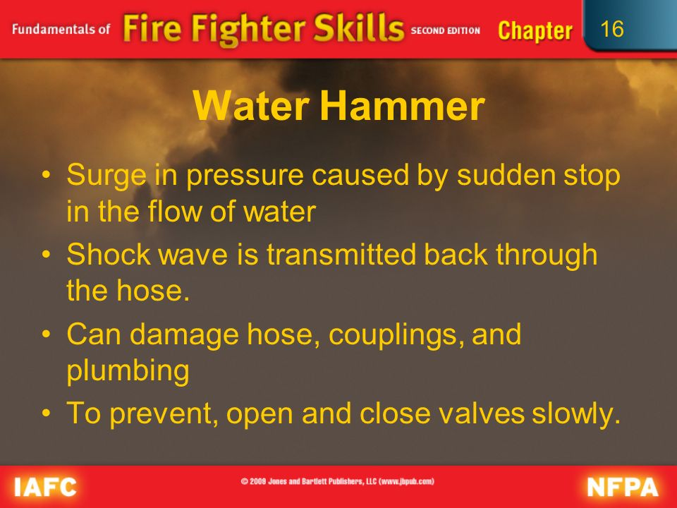 Fire Hose Nozzles And Streams Ppt Video Online Download