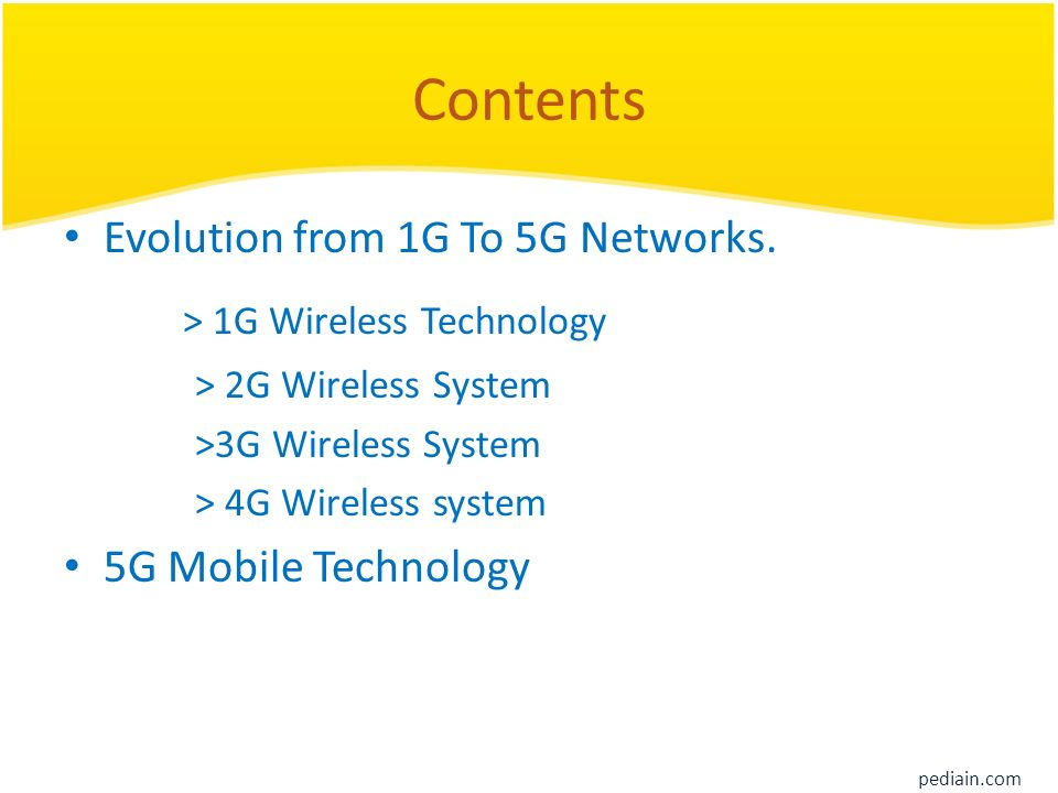 5g mobile technology seminar guided by eee dept by for Architecture 2g 3g 4g