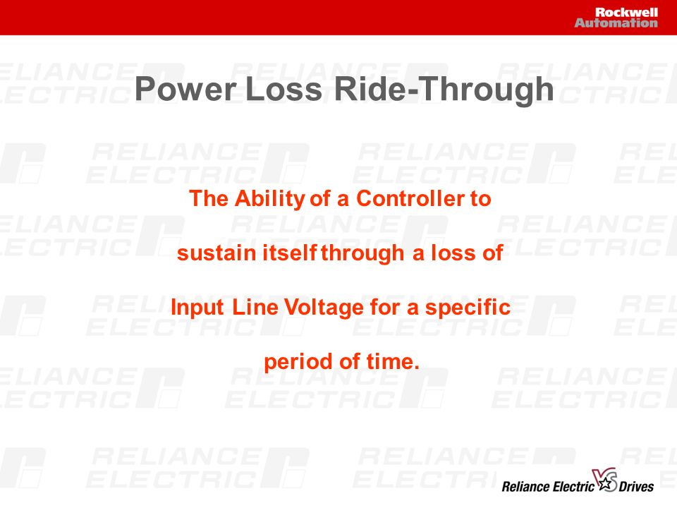 Review of how motor works ppt download for Loss of motor control