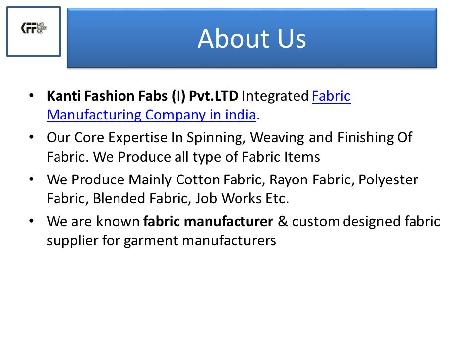 Types of manufacturing companies in india