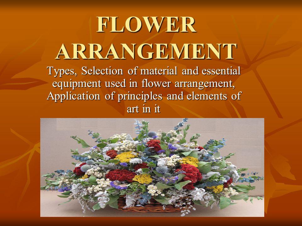 1 Flower Arrangement Types