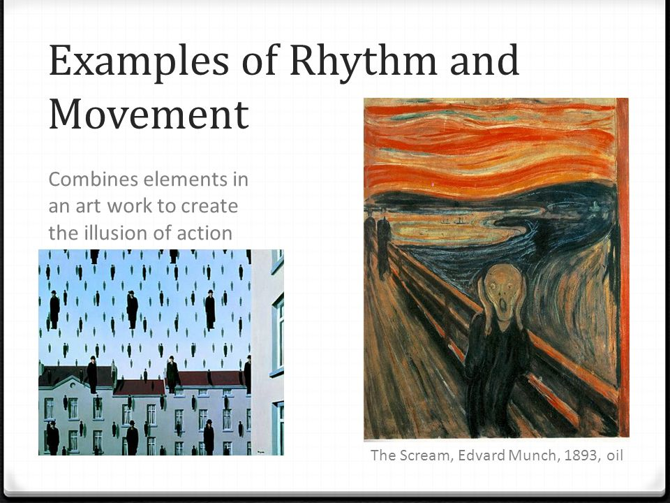 Movement Element Of Art : Elements and principles of art ppt video online download