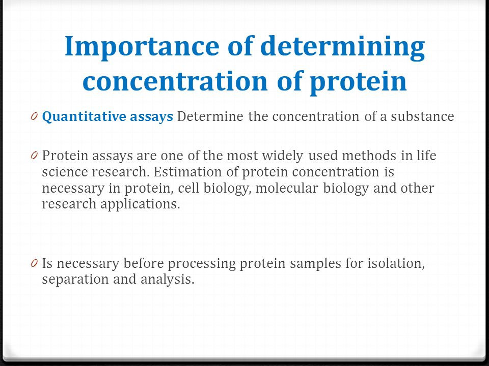 Research papers on estimation of proteins by biuret method