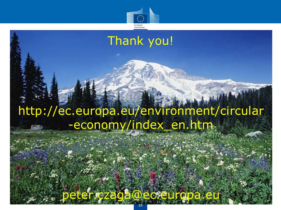 Thank you.   europa. eu/environment/circular-economy/index_en