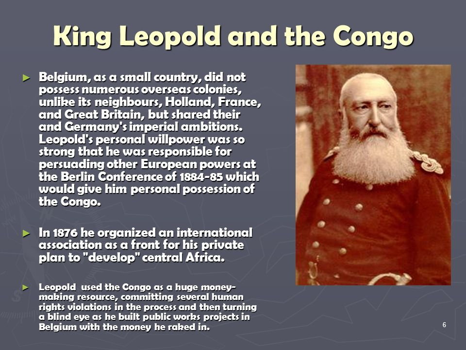 white king red rubber black death Watch white king red rubber black death full movie online documentary about how king leopold ii of belgium acquired congo as a colony and.