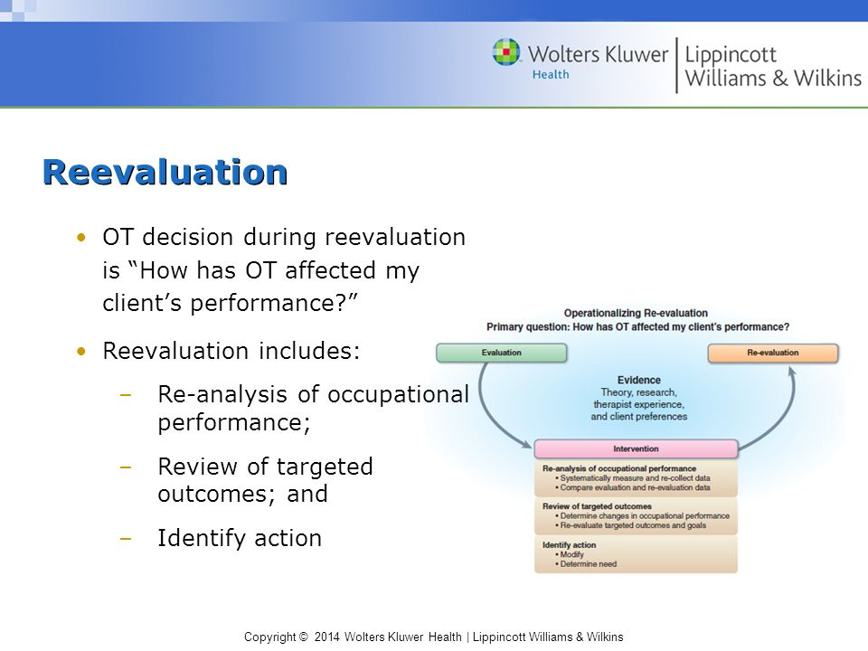 an analysis of the use of occupational therapy in a recovery process The domain and process of occupational therapy client as identified via an analysis of occupational to late stage 2 of the six recovery.
