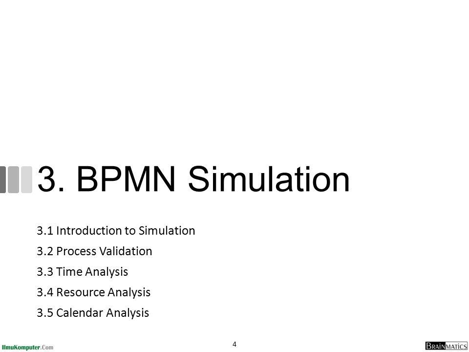 bpmn simulation 31 introduction to simulation - Bpmn Simulation