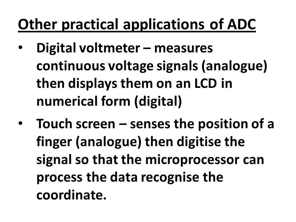 task 2  define digital and analogue signals