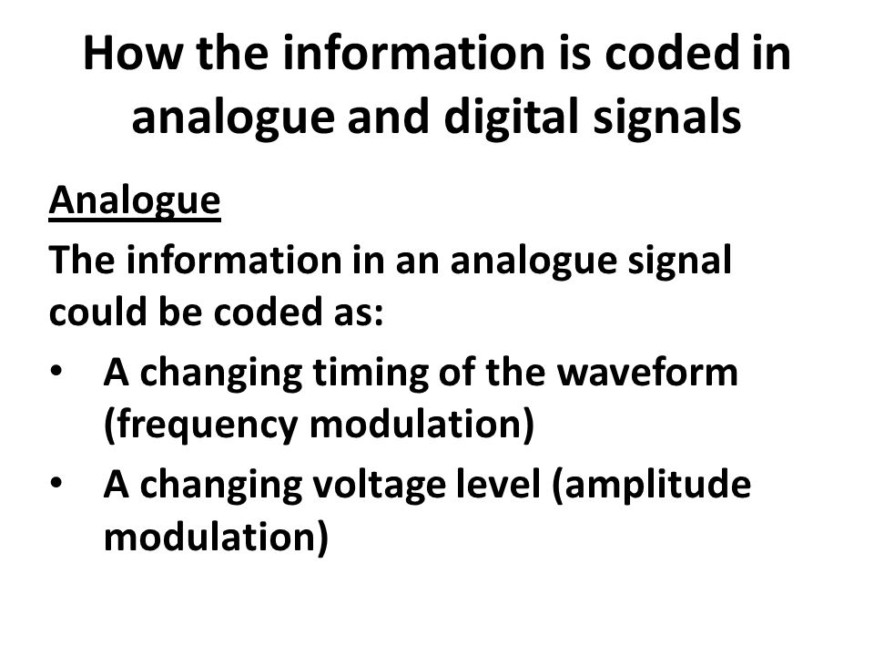 "report on analogue and digital signals While adjusting your antenna, access the ""signal strength meter"" on your digital-to-analog converter box or digital television to determine whether your adjustments are improving the signal strength."