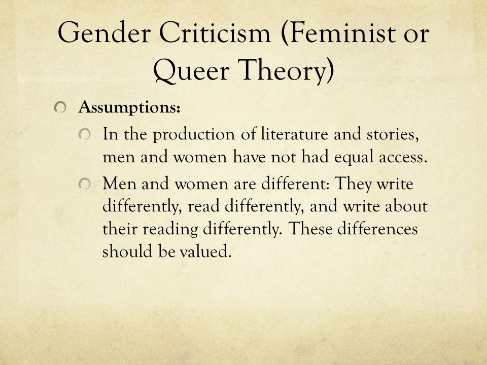 the effects of feminism and its stereotypes Laurie penny: those anti-feminist stereotypes are there for a reason:  with  despised ideas and their advocates and bear the consequences.