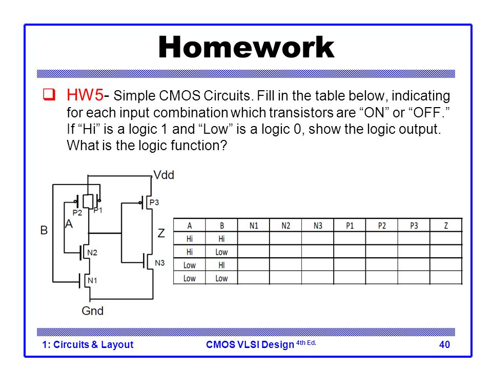 hw 1 logic This section includes solutions to the homework problems in the course note that due to the nature of symbolic logic, there are many problems that can have multiple solutions, especially some of the world building problems in tarski's.