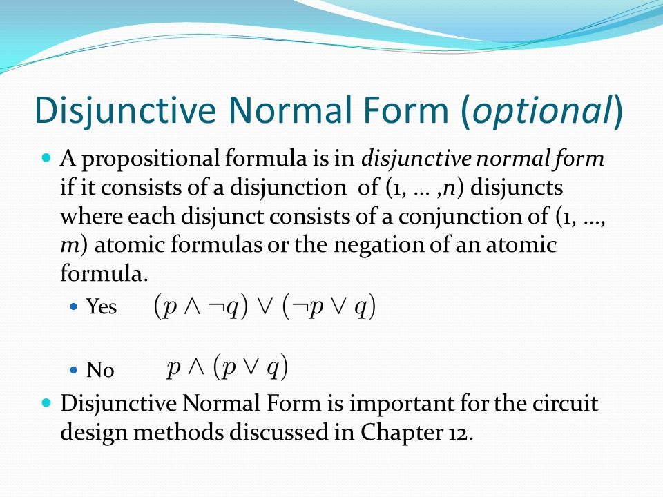The Foundations: Logic and Proofs - ppt download