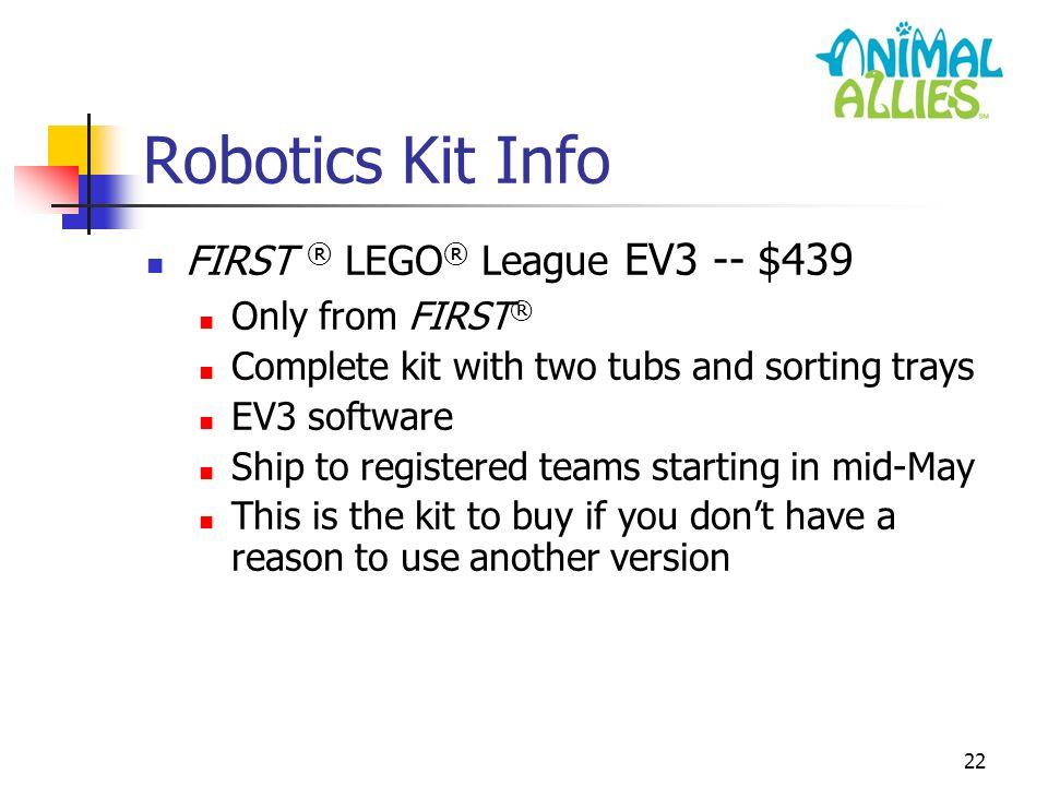 Oregon Robotics Tournament and Outreach Program - ppt video online ...