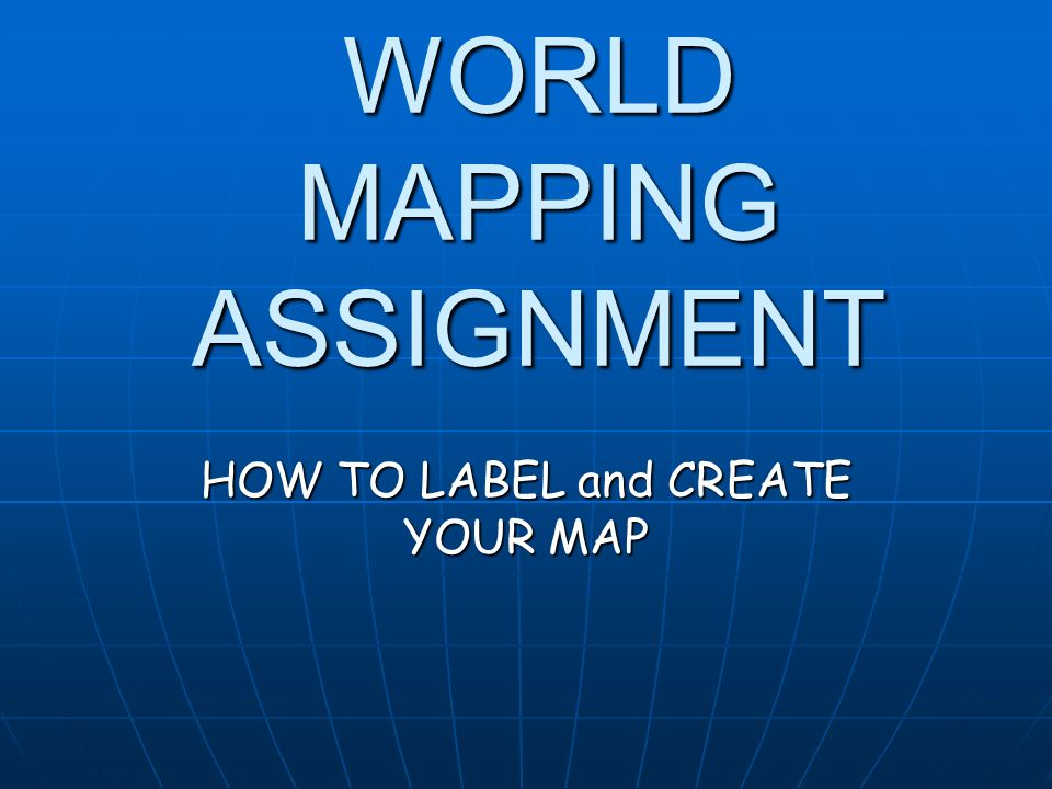 what is essay mapping good life