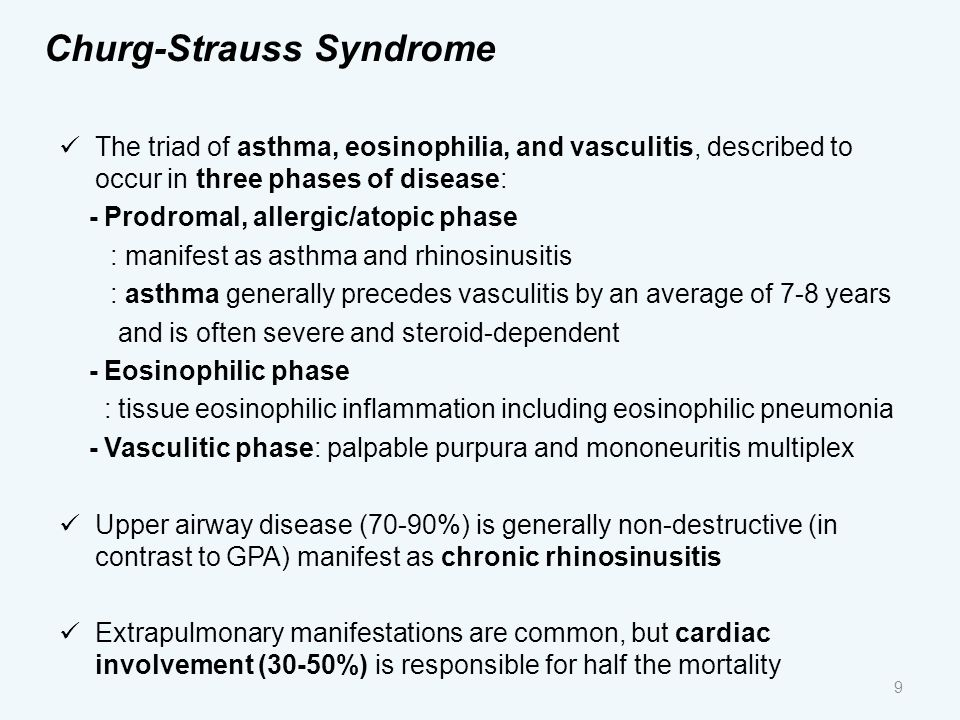 Eosinophilic pneumonia - Wikipedia