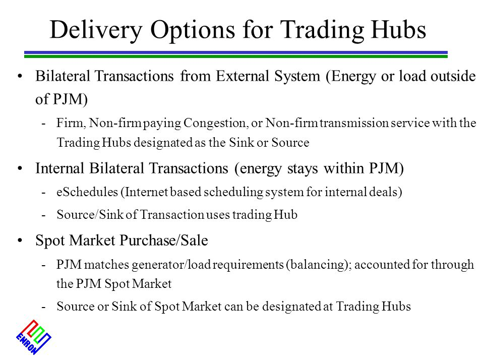 Options trading subscription service