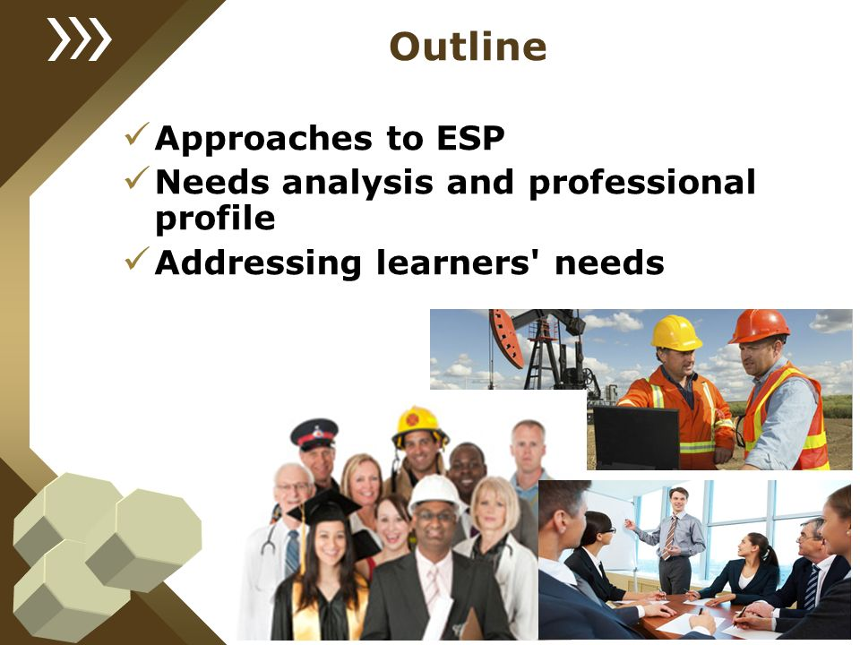 Key Issues in English for Specific Purposes (ESP) Curriculum Development
