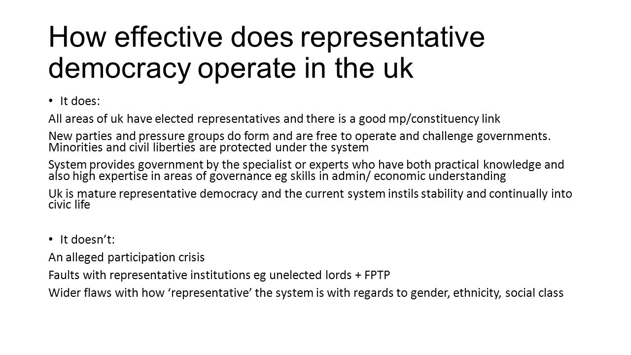 Topic 1: democracy and political participation - ppt video online ...
