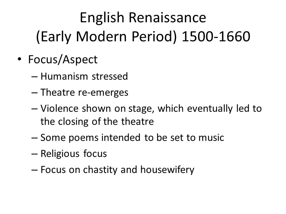 renaissance humanism in english literature pdf