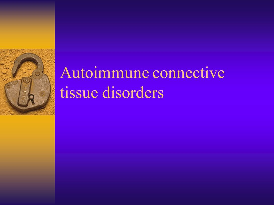 types of connective tissue disorders diseases biology essay The two types of cells found in connective tissue include fibrocytes (or fibroblasts) and fat cells, which are fixed cells additionally, the extracellular substance separating the cells is made up of three types of fibers, including collagen fibers, reticular fibers and elastic fibers.