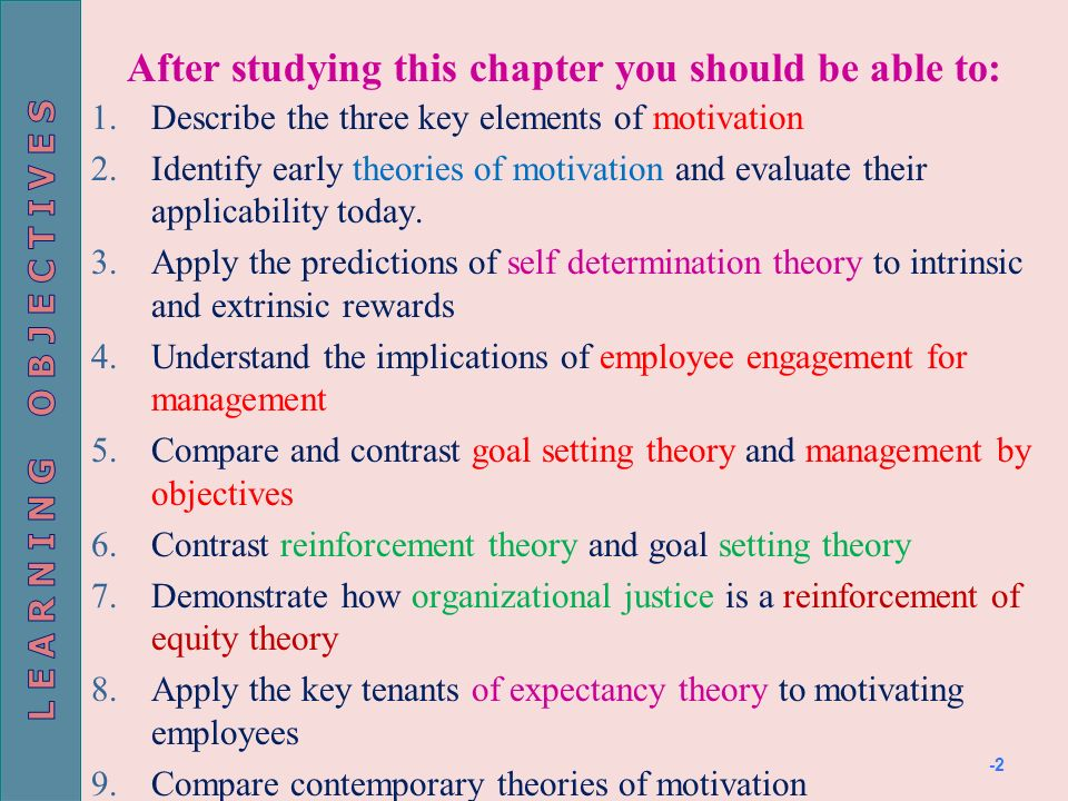 early theories of motivation 1 Instinct theory is one of the first theories of motivation and finds it's roots in darwin's theory of evolution another early motivational theory.