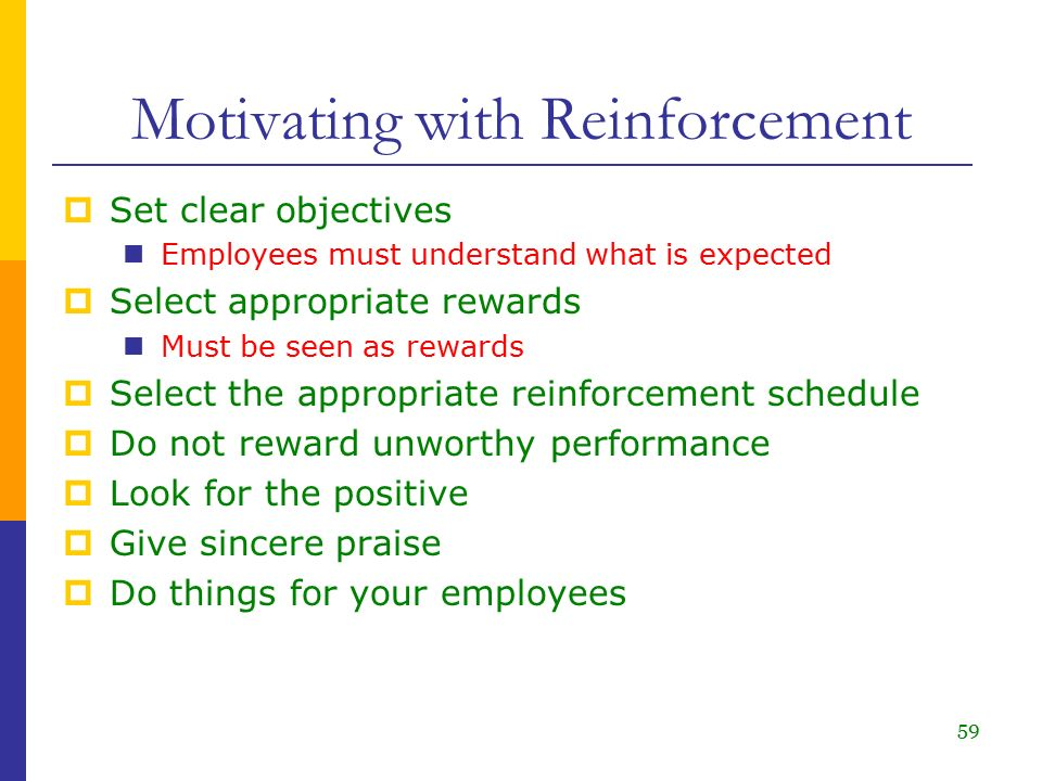 """reinforcement and employees Positive reinforcement, reward,  25-year history, the owner and ceo handed recognition plaques to five employees for """"going beyond the call of duty."""