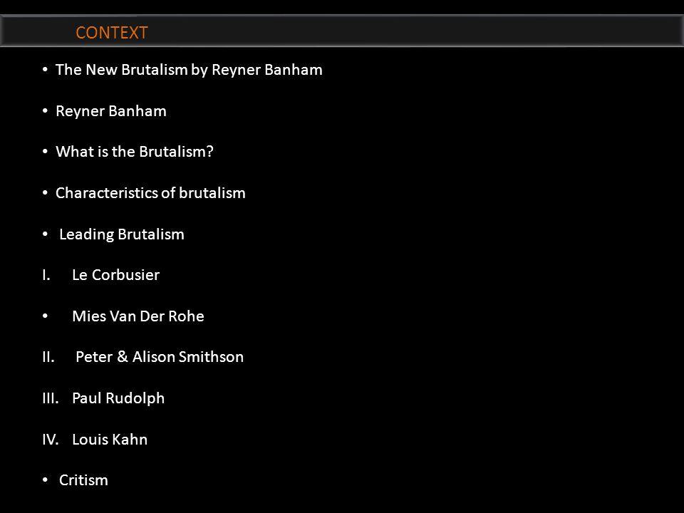 the new brutalism reyner banham pdf