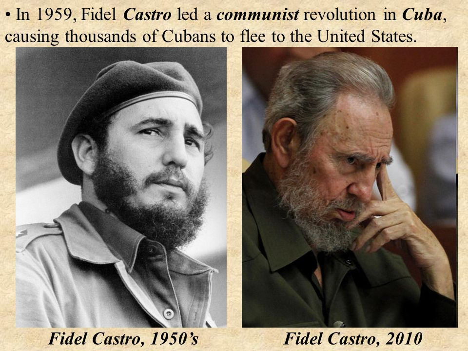 the impacts of communism in cuba Mikhael king the redevelopment of international tourism cigars, and communism are some of the things travel to cuba by people from the united states and.