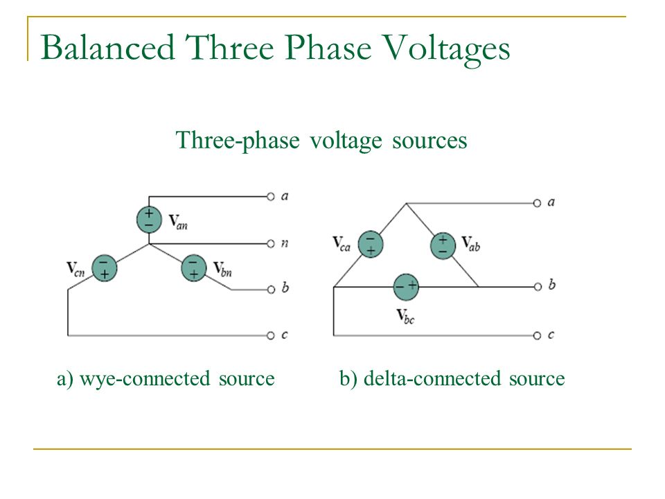 CHAPTER 4: THREE-PHASE CIRCUIT - ppt video online download
