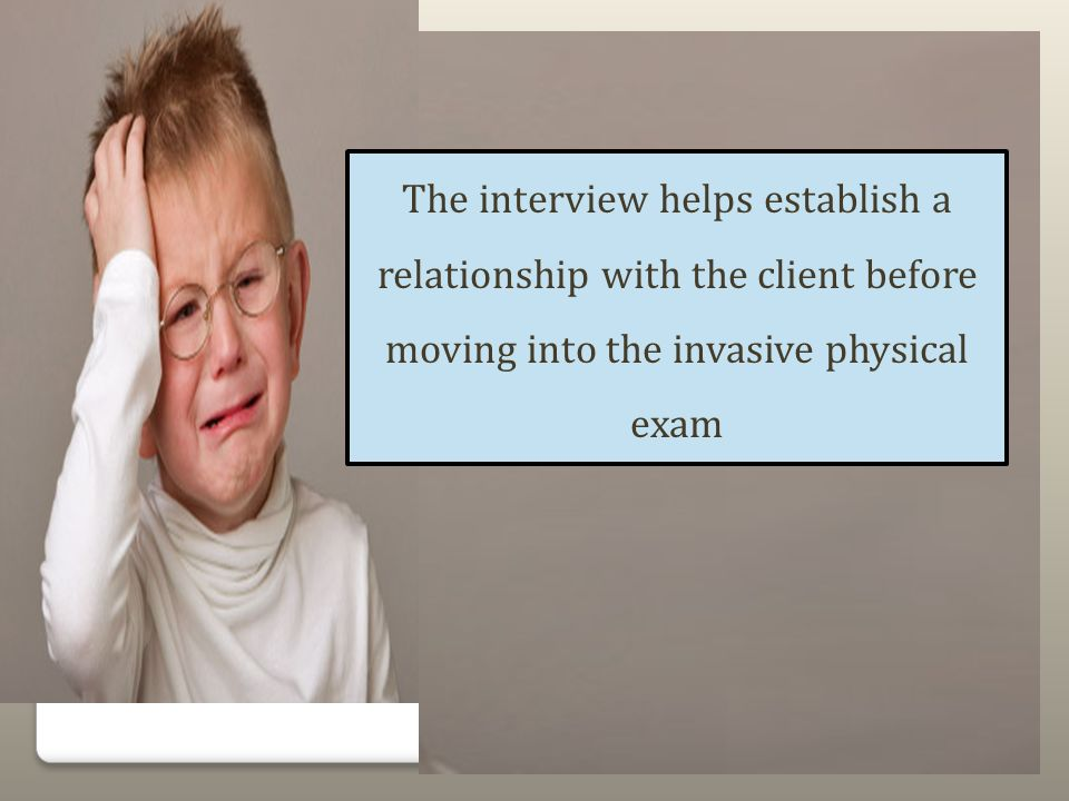 how to establish a relationship with client