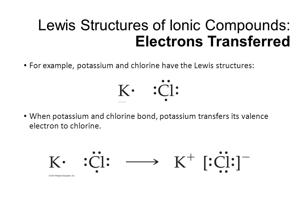 Chapter 8 Basic Concepts of Chemical Bonding - ppt download