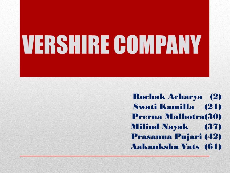 vershire company