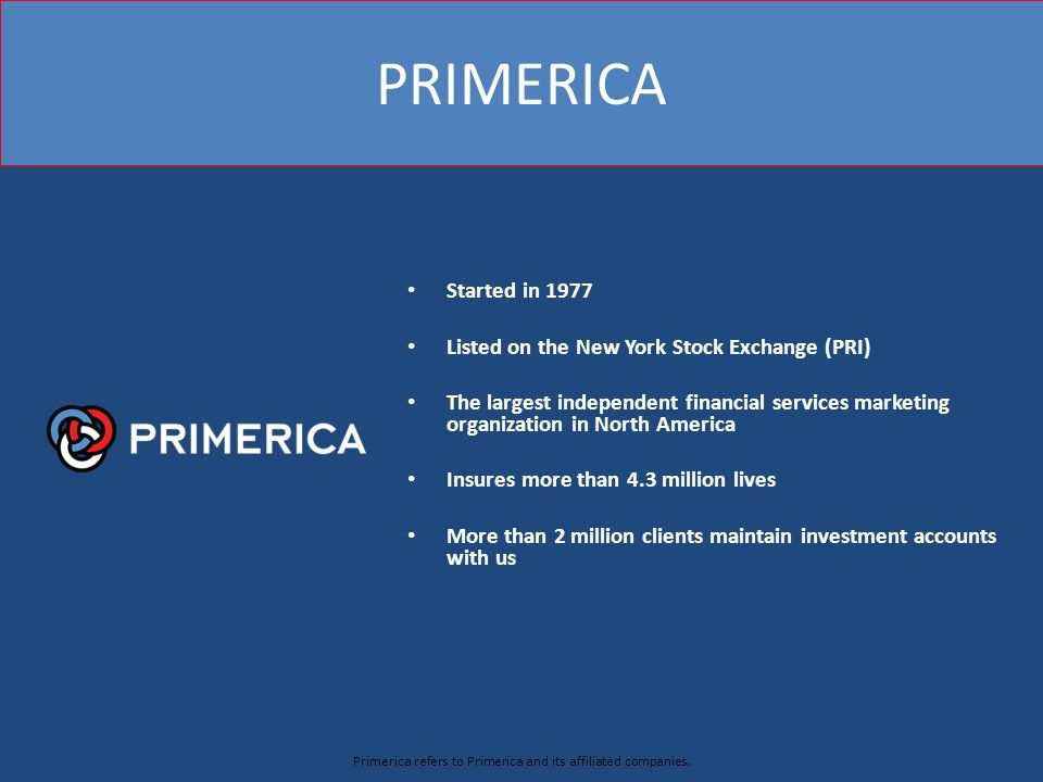 Primerica Kitchen Table Presentation Business expansion presentation ppt download 2 primerica workwithnaturefo